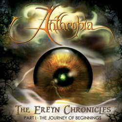 ANTHROPIA - The Ereyn Chronicles Part One CD