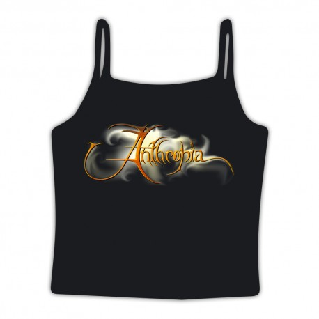 "T-shirt ""Logo Anthropia"" Woman - Tanktop"