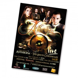 Carte Postale - The Ereyn Chronicles Live