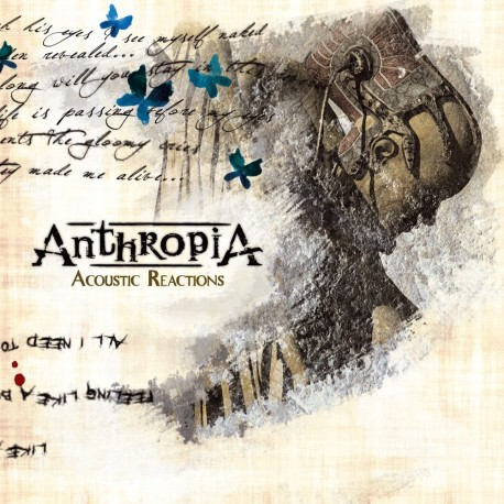 ANTHROPIA - Acoustic Reactions CD