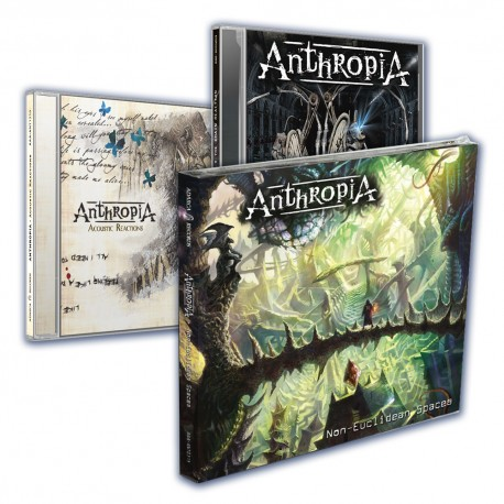ANTHROPIA - ADARCA PACK