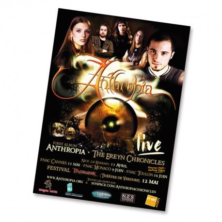 Postcard - The Ereyn Chronicles Live