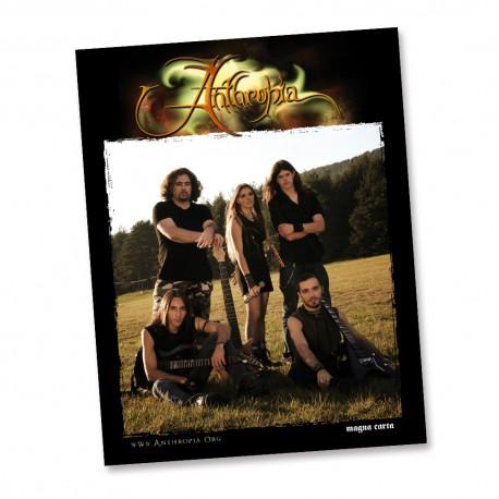 Postcard - The Ereyn Chronicles Band
